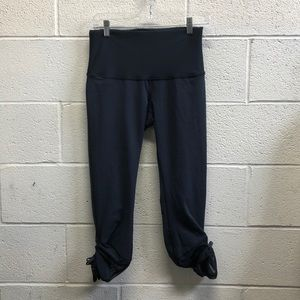 Lululemon inkwell Sweaty Endeavor tight sz 10 NWT